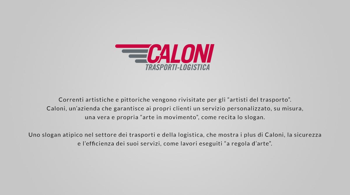 SEO Copywriting per Caloni