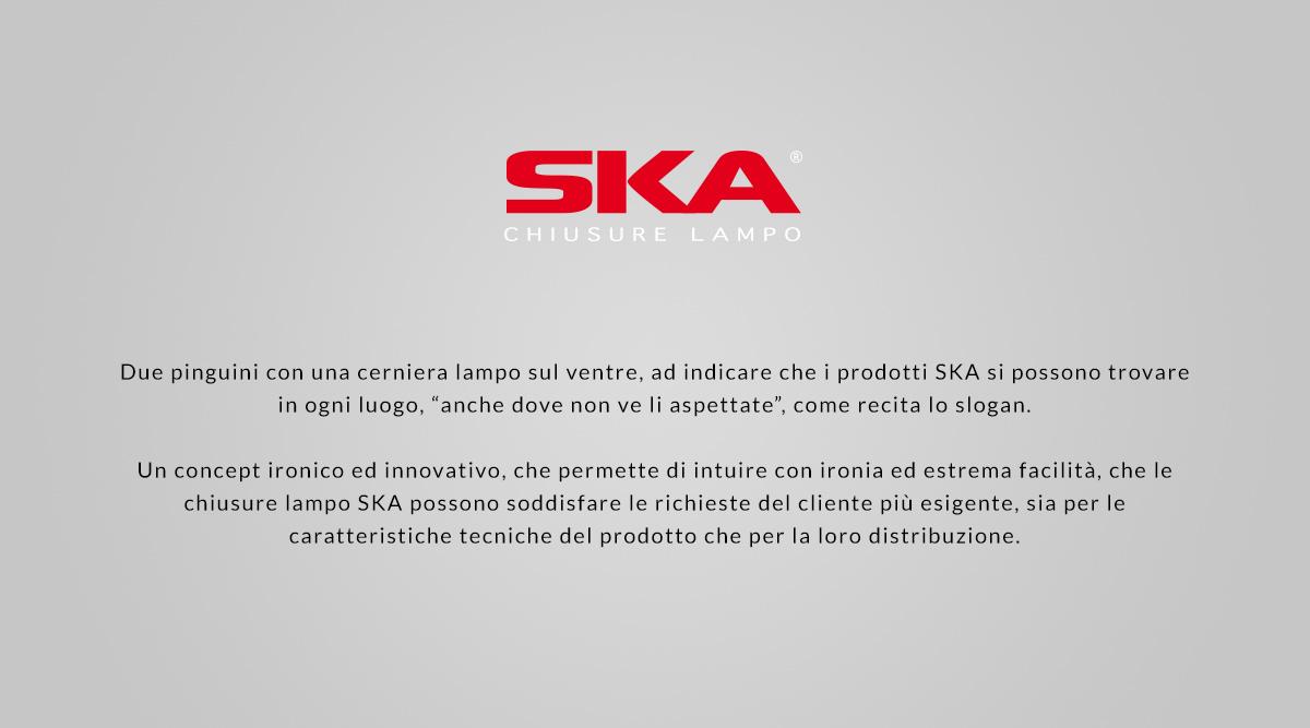 SEO Copywriting per SKA
