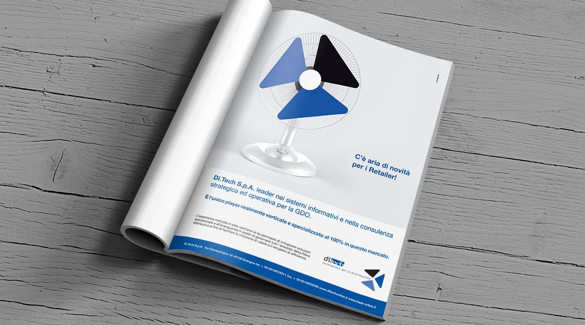 Advertising per DiTech
