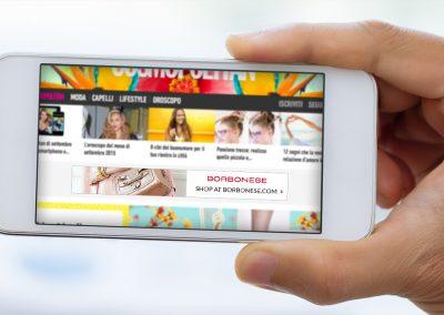Borbonese e-commerce - INSIDE Comunicazione
