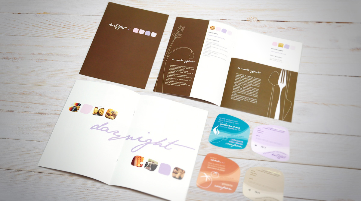 Brand Identity Krisstal - Agenzia Brand Identity Milano INSIDE Comunicazione
