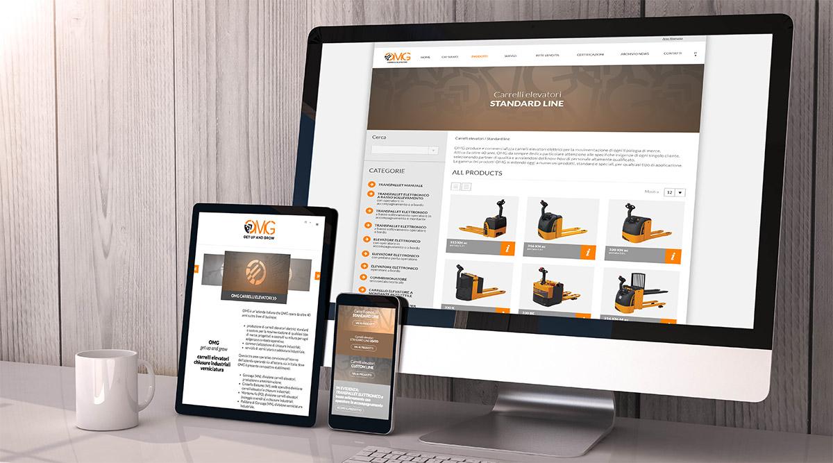 OMG - Realizzazione Siti Web - Web Agency INSIDE Comunicazione