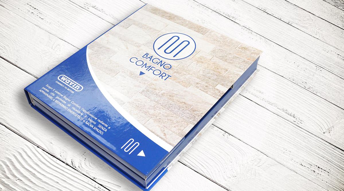 Packaging per Wavin - Packaging Design Agency INSIDE Comunicazione